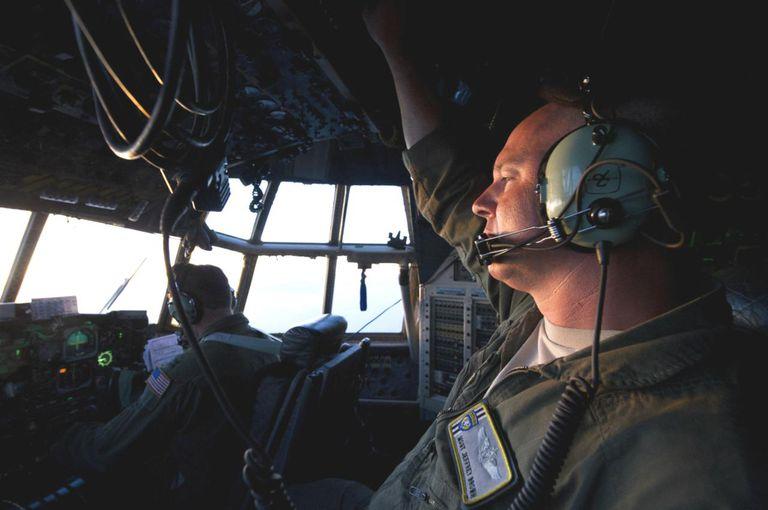 U.S. Air Force Master Sgt. Jeffrey Brown