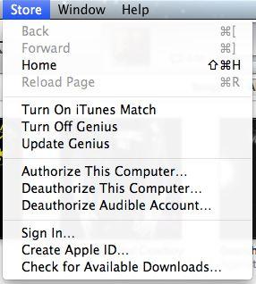 authorize computer itunes
