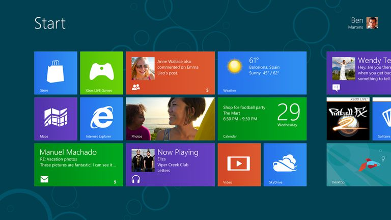 How to Upgrade to Windows 8 from Windows 7, Vista, XP