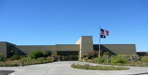 Lewis & Clark National Historic Trail Interpretive Center © Angela M. Brown