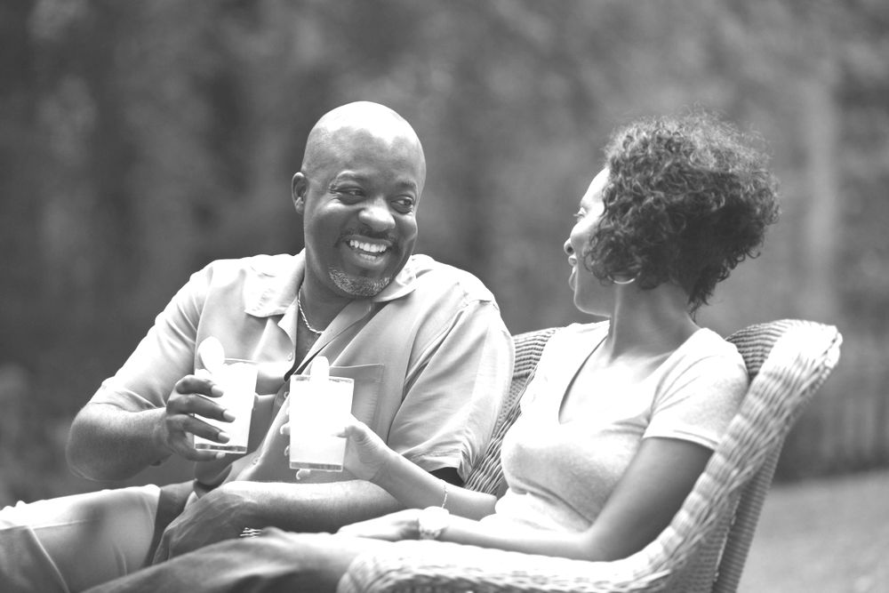 a couple that understands financial markets