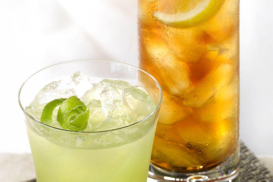 Mekhong Thai Liquor - Sabai Sabai and Ginger Lime Long-Tail Cocktails