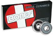 Bones Ceramics skateboarding Bearings