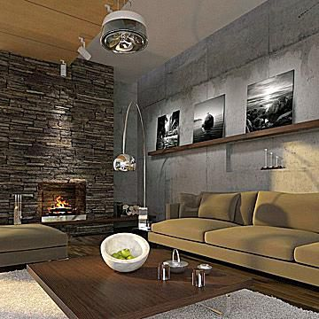 how to find a focal point in a room