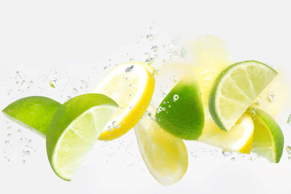 Homemade Clean Everything Lemon Lime Spray