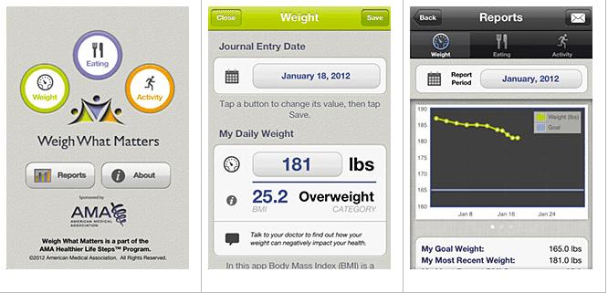 Una app desarrollada por expertos que te ayudará a bajar de peso de forma saludable