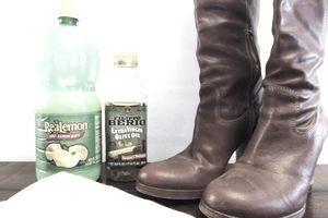 Homemade Shoe Polish