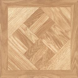 Chaucer 12 in. x 12 in. Resilient Vinyl Tile Flooring