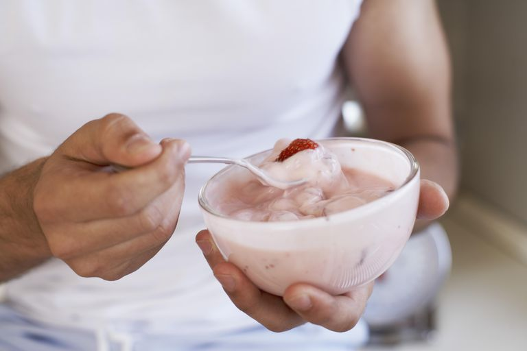 Yogurt is good for a weight loss diet.