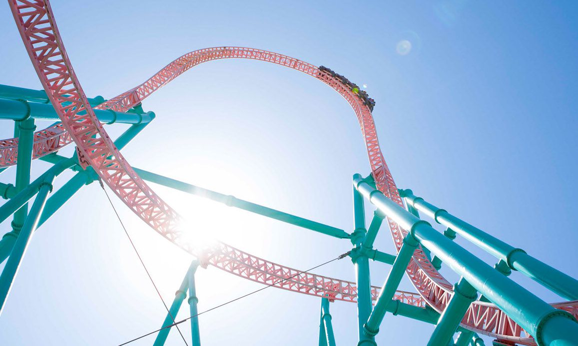 Xcelerator Roller Coaster Xcelerator - Review of...