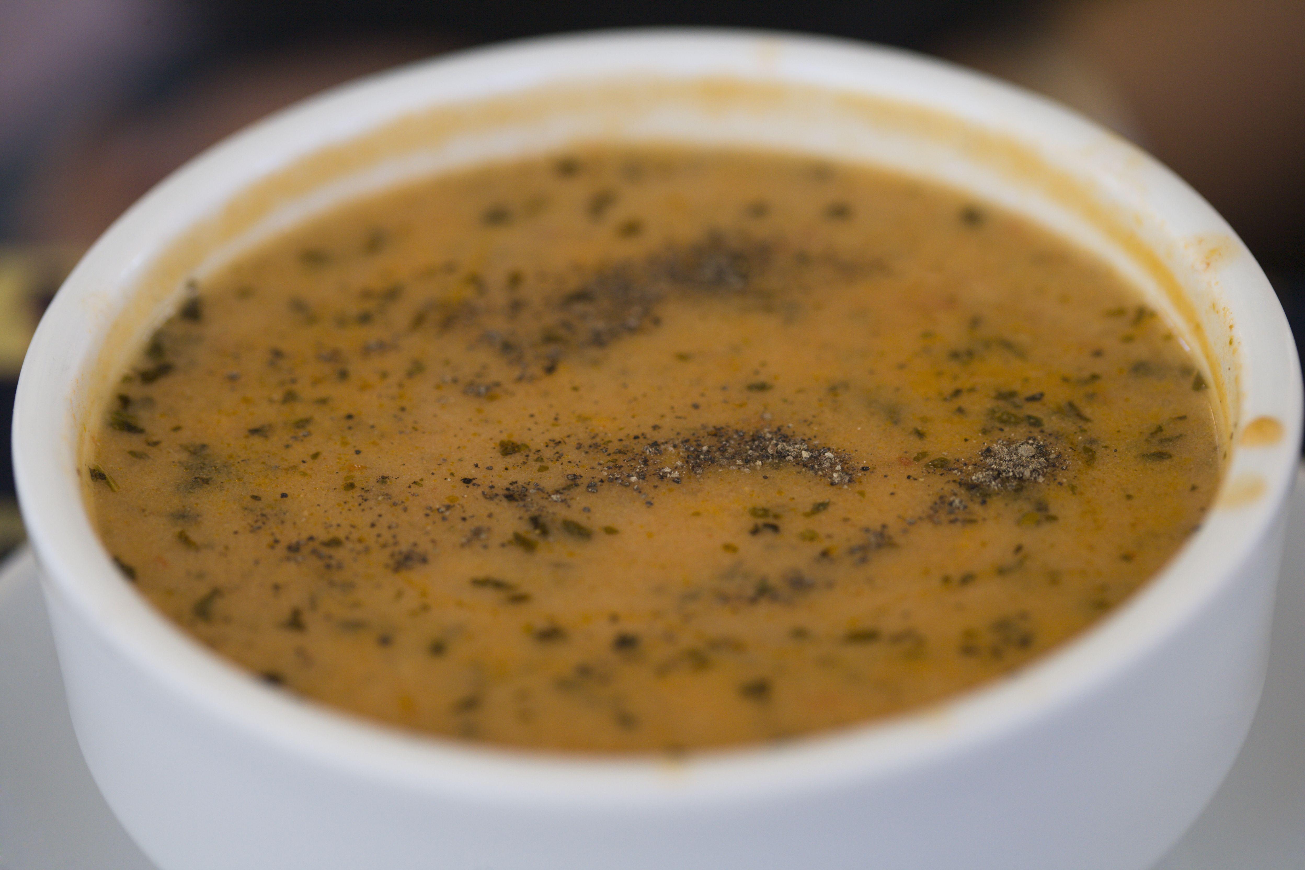 Low Fat Turkey Soup 81