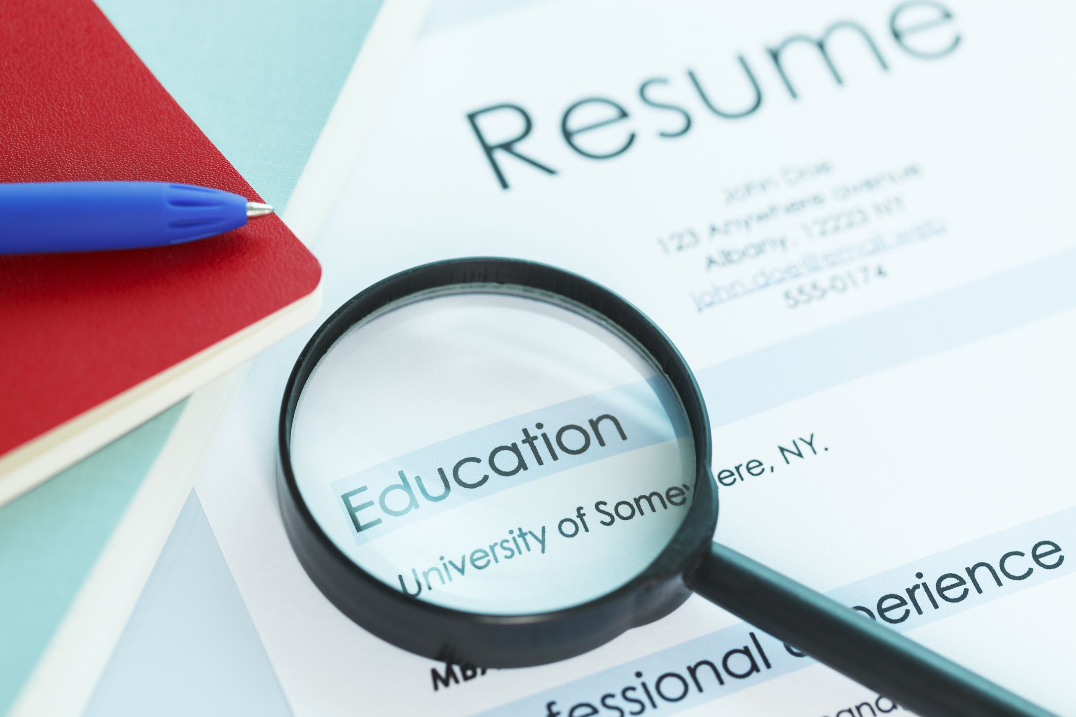 refresh your resume - Lying On Resume