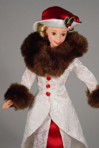 Holiday Memories Hallmark Barbie