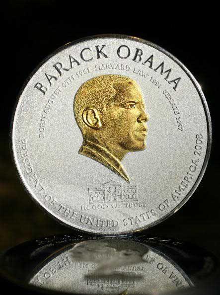 Obama Coins