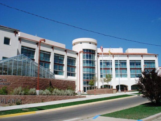 NMHU Science Center