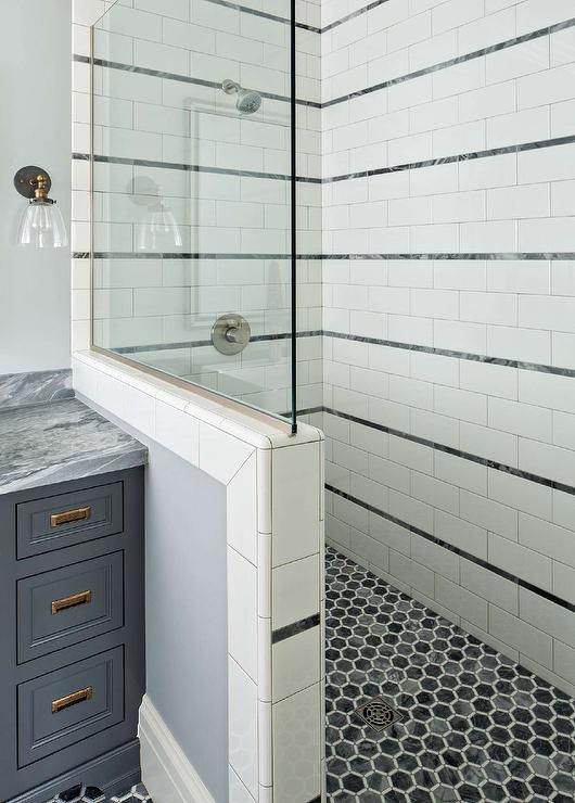 pictures of tiled walk in showers. shower without door 19 Gorgeous Showers Without Doors