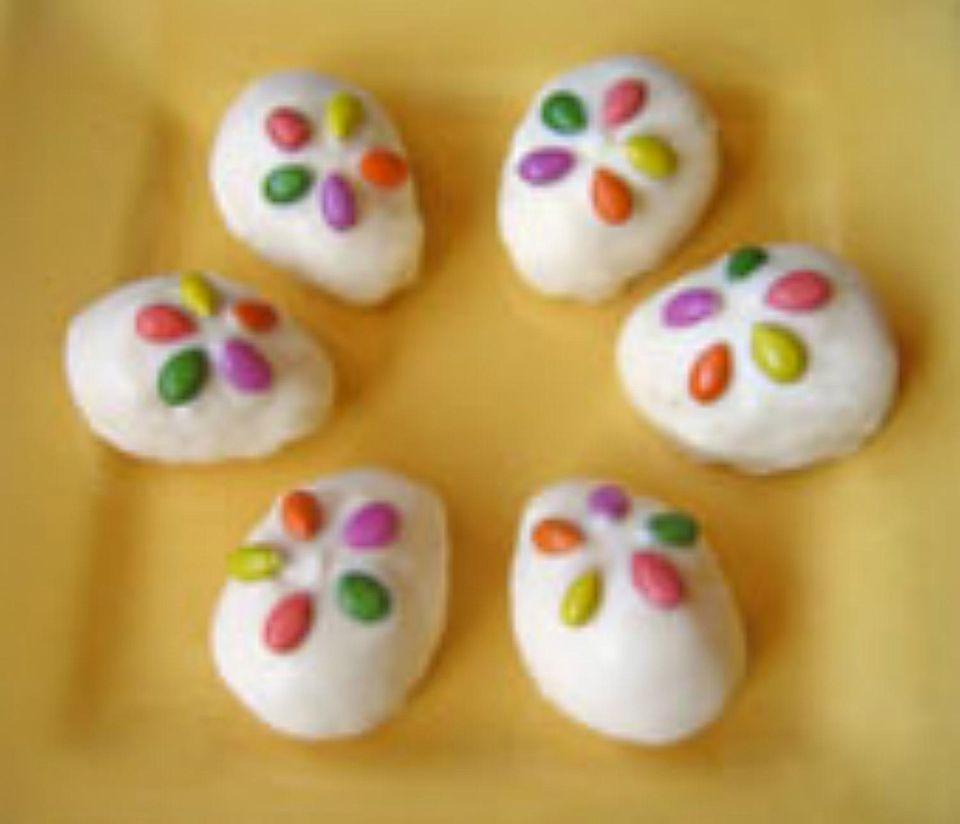 Coconut Easter Eggs