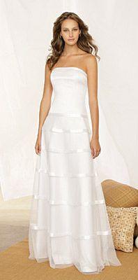 Weddingmoon and Destination Wedding Dresses from Sandals Resorts