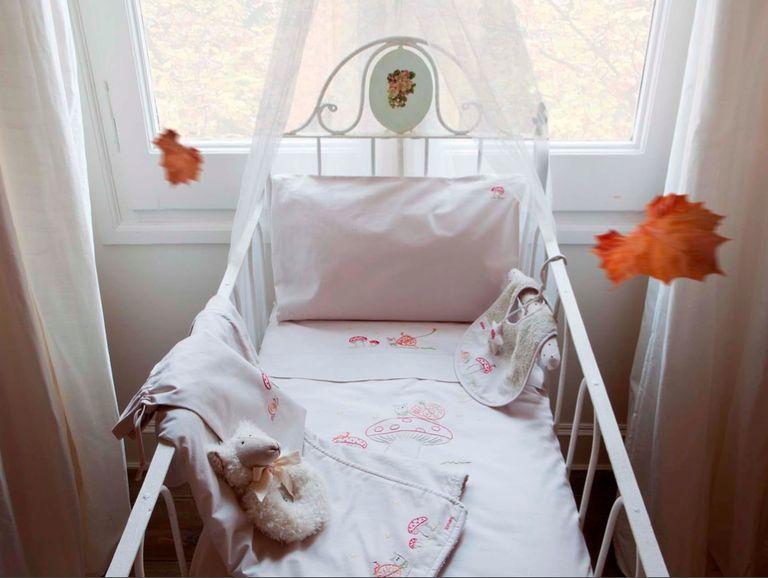 5 consejos de seguridad para la cuna de tu beb - Cunas con dosel ...