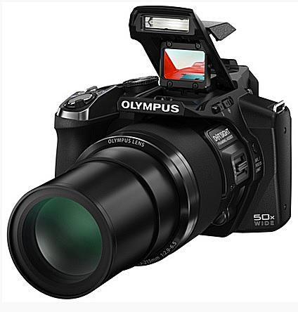 Camera zoom lens definition