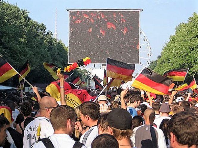 Berlin Fanmeile