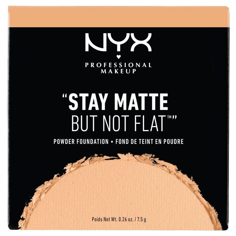 NYX Professional® Makeup Stay Matte Powder Foundation - Medium Shades - 0.26oz