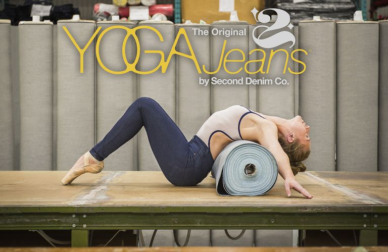 Yoga Jeans by Second Denim Co.