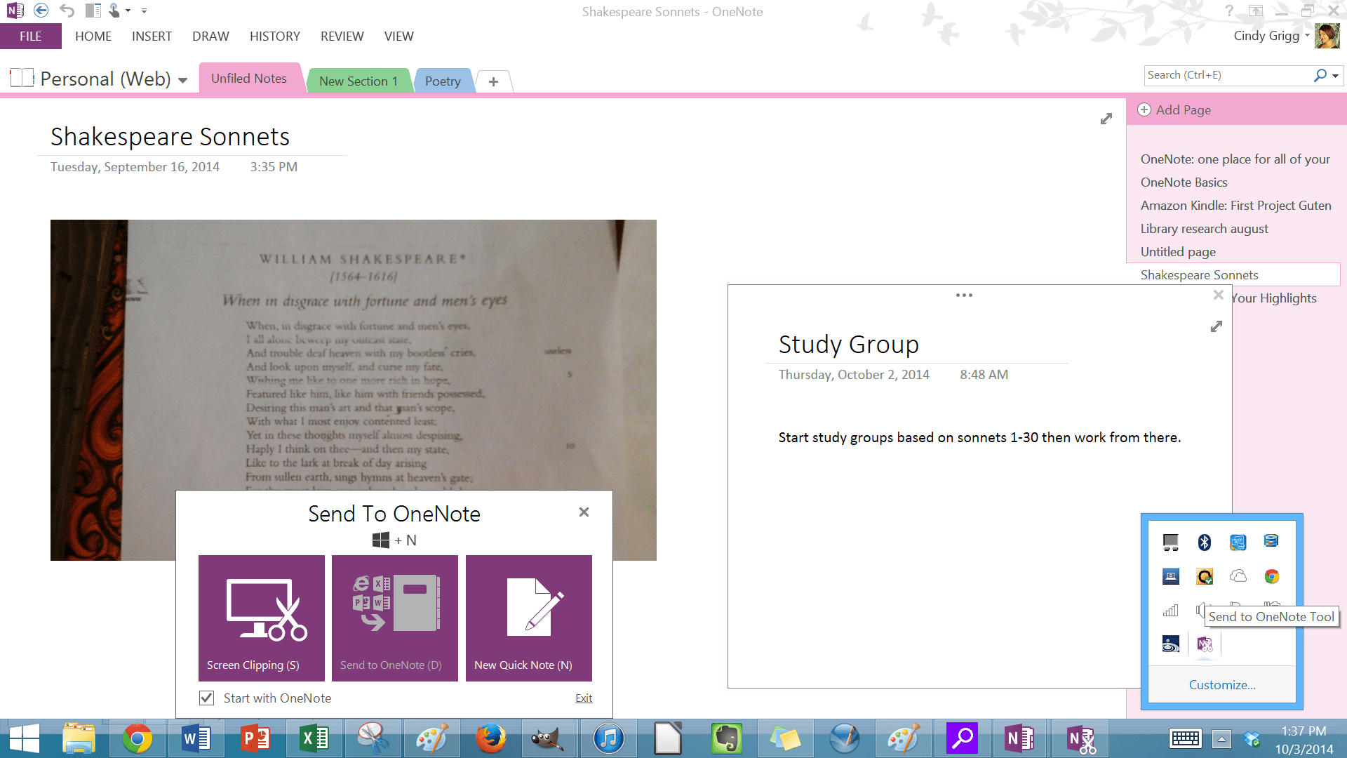 How to Use Microsoft OneNote in 10 Easy Steps Onenote