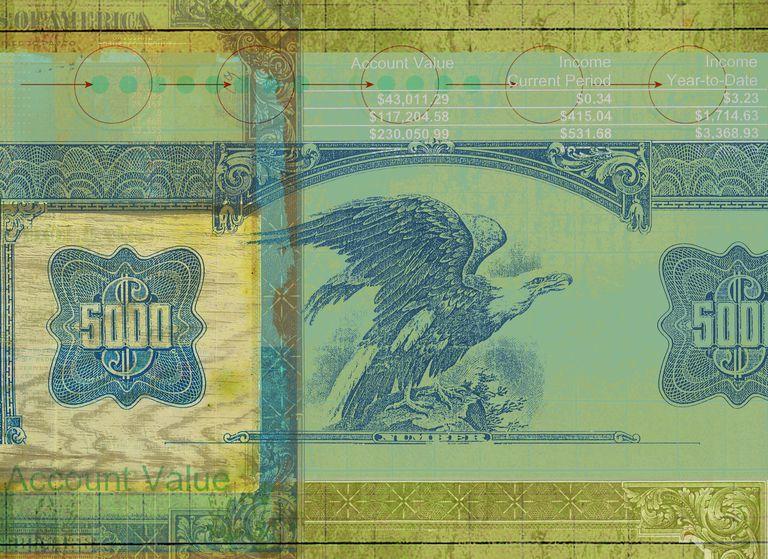 Five thousand dollar bond certificate