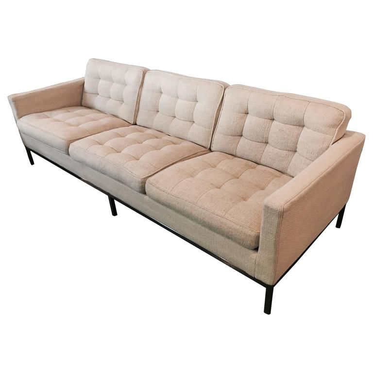 Florence Knoll Sofa for Knoll Associates, 1955
