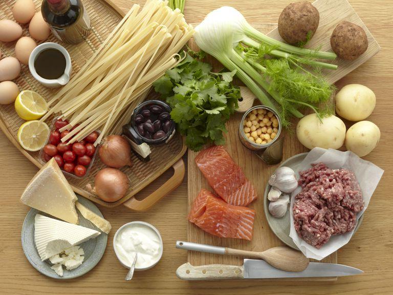 que son los macronutrientes, grasas, proteinas, carbohidratos