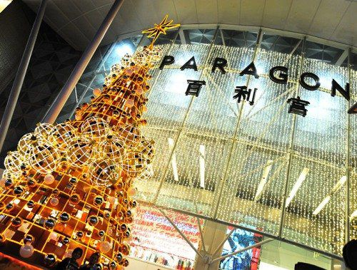 Christmas Light-up at Orchard Road, Singapore