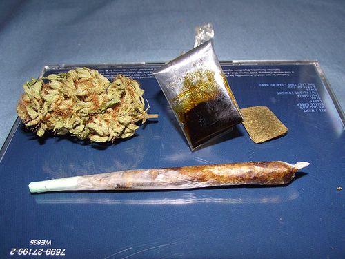 Cannabis preparations
