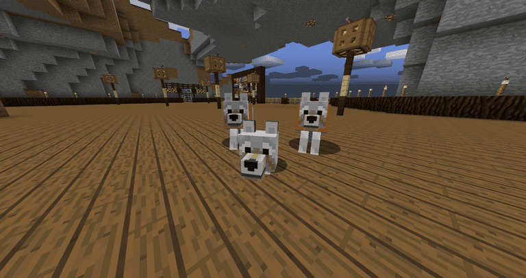 Minecraft animals explained wolves minecraft wolves 4 ccuart Gallery