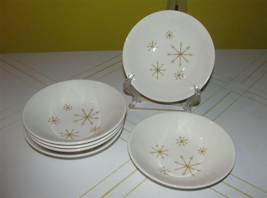 Royal China Star Glow Pattern