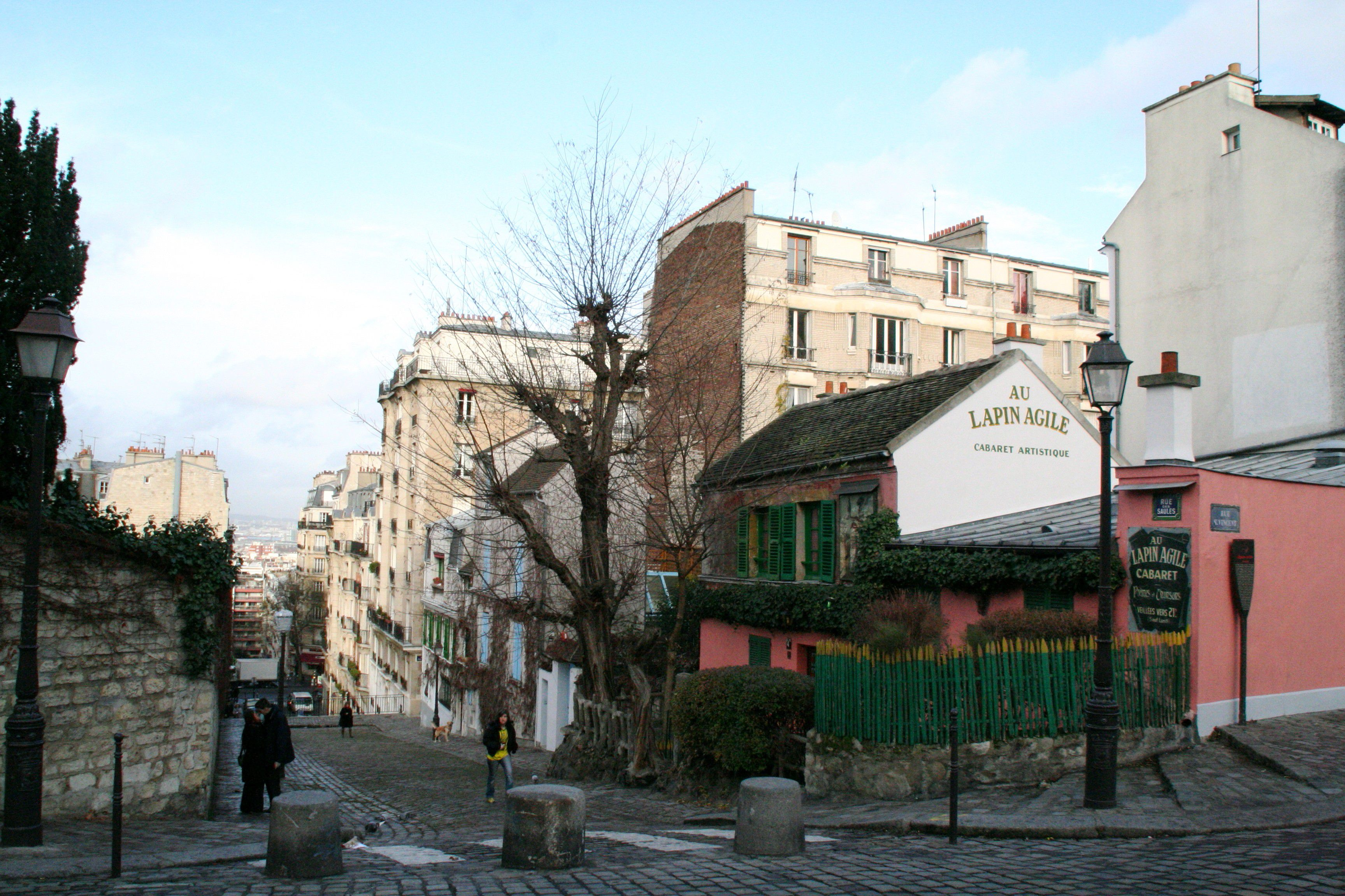 Montmartre Neighborhood Photo Gallery