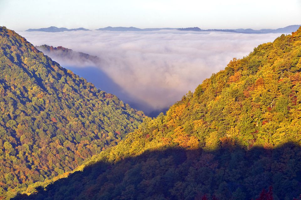 West Virginias Most Scenic Roads and Byways