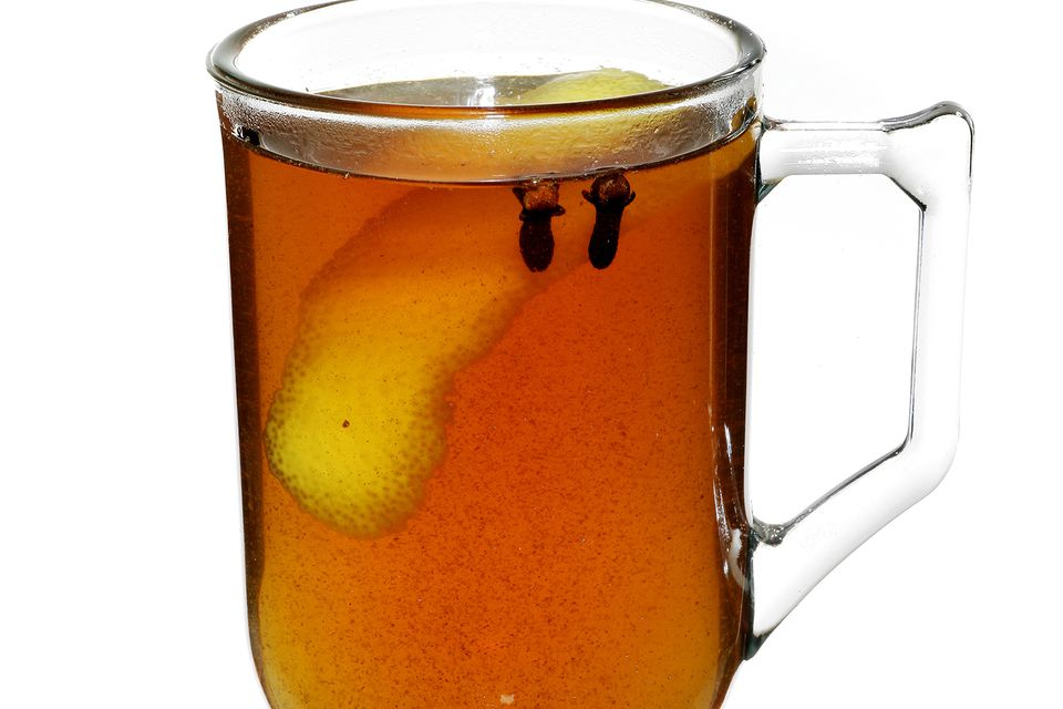 Hot Ginger Toddy