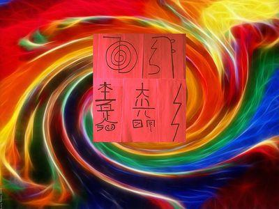 Usui Reiki Symbols