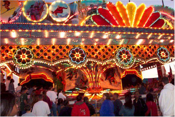 Florida State Fair Midway