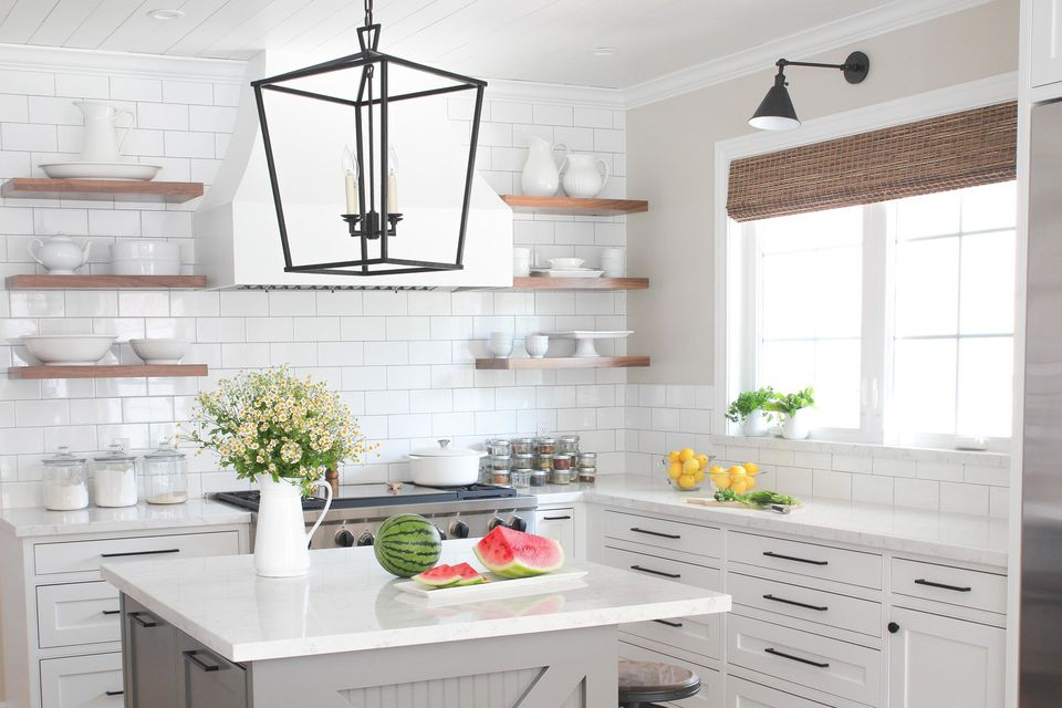 49 gorgeous modern farmhouse kitchens - Modern Farmhouse Kitchen