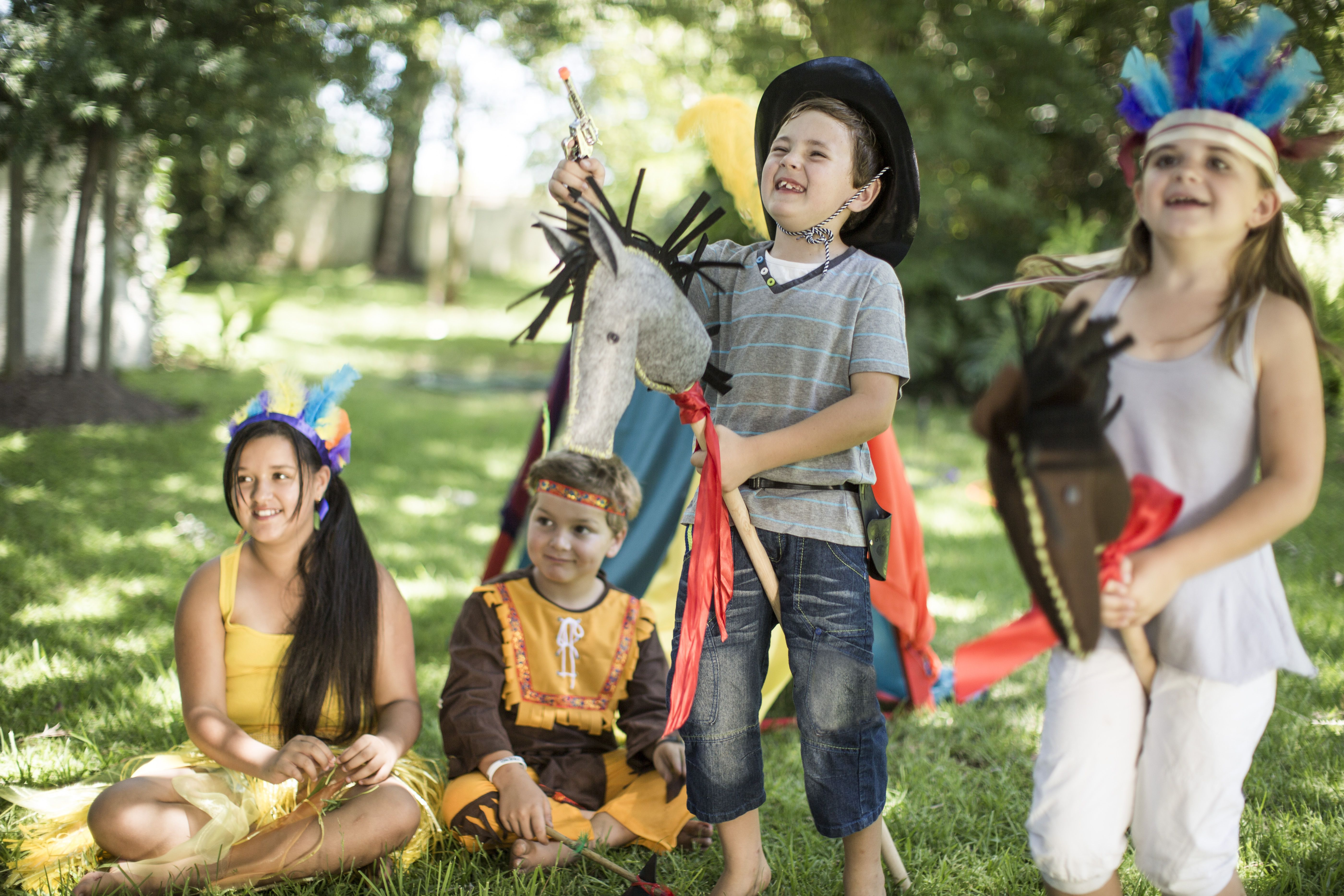 Pin By Interior Designer In A Box On Kids Teenager: 13 Cowboy Party Games And Activities For Kids