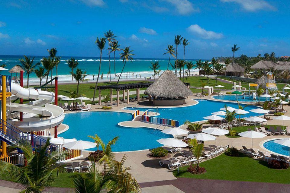 Dominican Republic All Inclusive Resorts For Families - All inclusive family resorts caribbean