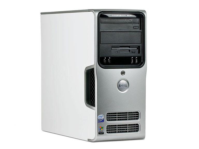 Dell Dimension E500 Series Desktop PCs