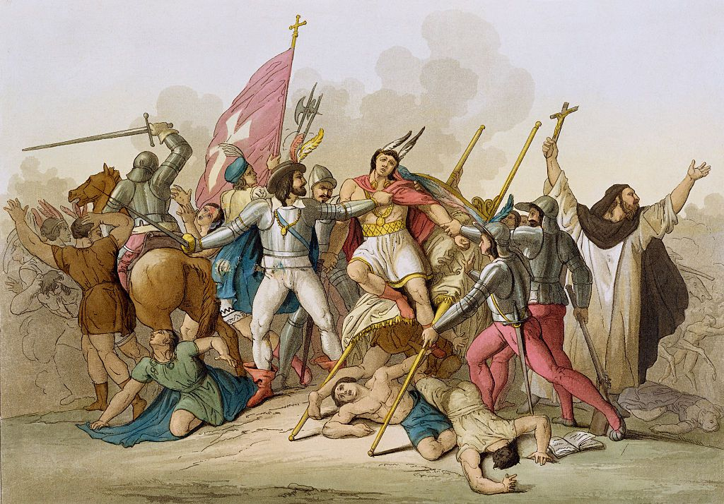 the similarities and differences in relations between the french explorers and the spanish conquista We will also meet a few famous portuguese and spanish explorers portuguese and spanish empires: describe the spanish conquerors and conquest of south and.