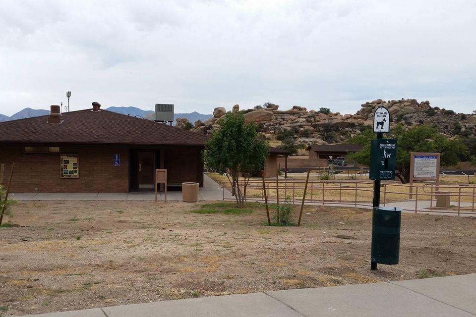 Arizona Highway Rest Areas