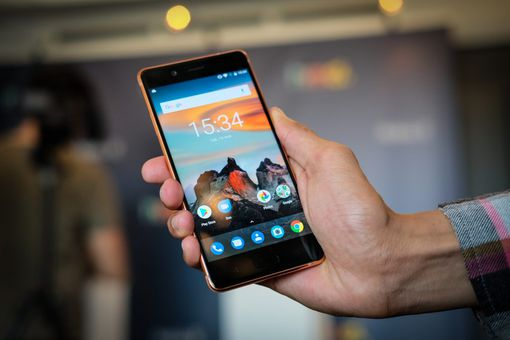 The New Nokia 8