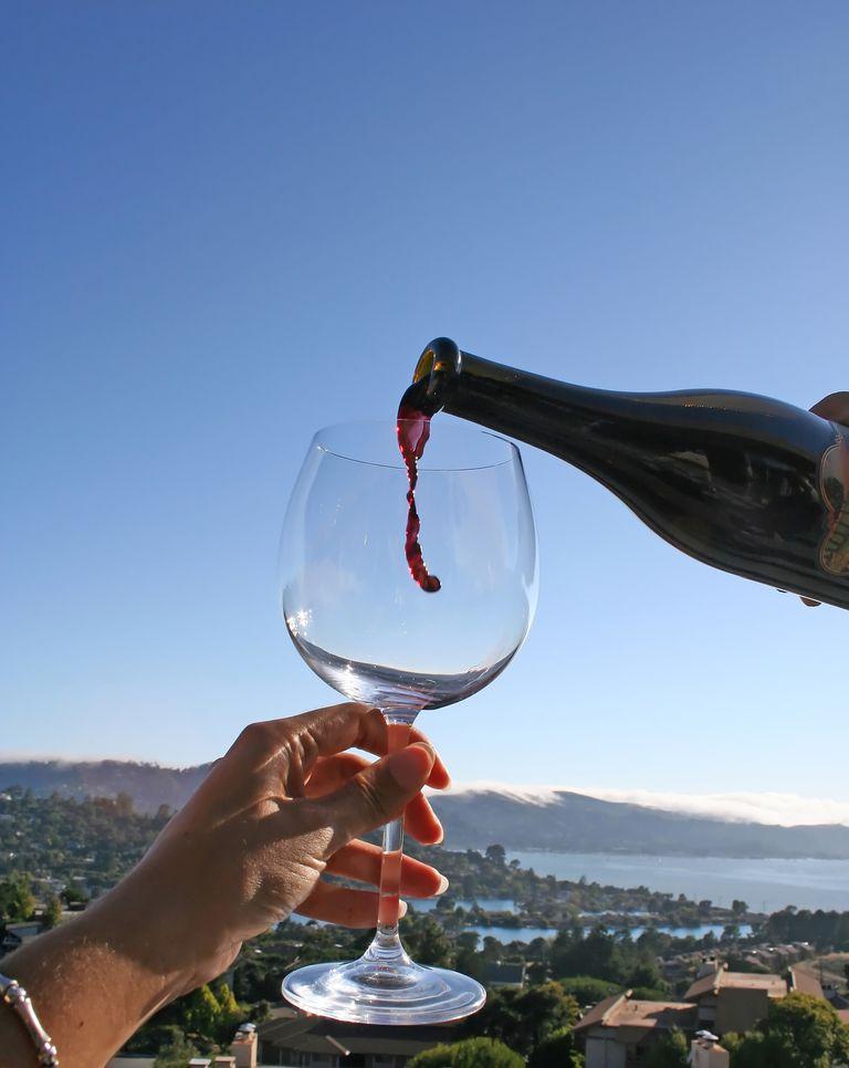 foto Study: A glass of wine in pregnancy OK