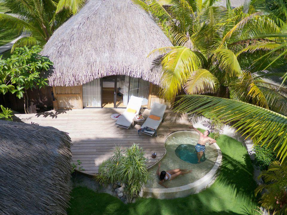Bora Bora Pearl Beach Resort & Spa Garden Bungalow