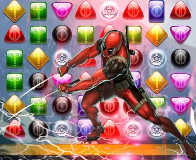 Deadpool - Marvel Puzzle Quest